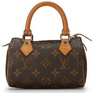 Louis Vuitton mini Speedy